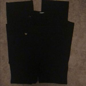 2 pair of dress pants